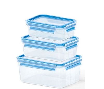 boite plastique alimentaire
