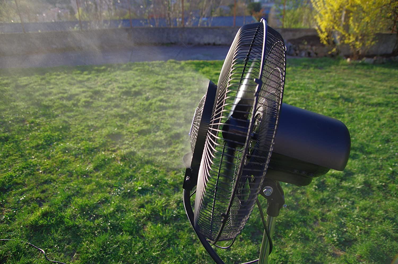 O'FRESH 072 Ventilateur brumisateur