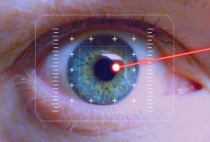 Chirurgie oculaire au laser