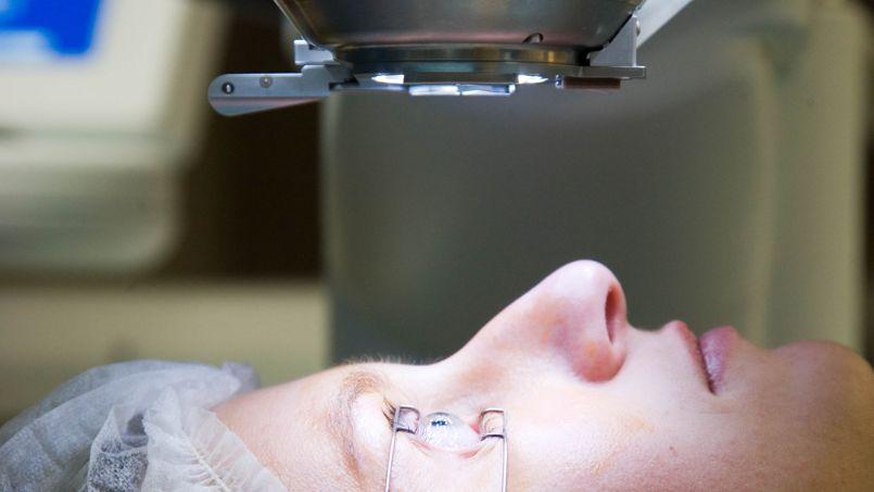 Prix chirurgie laser des yeux